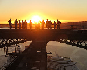 Sydney Harbour Bridge Climb – Sunset Sessions with Live Music