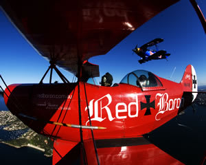 Aerobatic Flight, Pitts Special, 30-minute - Sydney - LAST MINUTE DEAL!