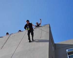 Abseiling Forward Run For 2 - Melbourne - EOFY SPECIAL!