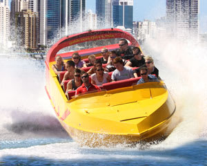 Jet Boat Ride, 55-minute - Central Surfers Paradise, Gold Coast - EOFY SPECIAL