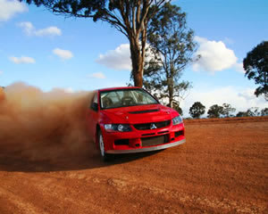 Rally Driving Brisbane - 8 Lap Drive AND 1 Hot Lap - EOFY SPECIAL!