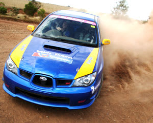 Rally Driving Melbourne - 8 Lap Drive AND 1 Hot Lap - EOFY SPECIAL!