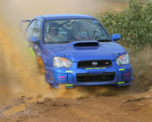 Rally Driving Perth - 8 Lap Drive AND 1 Hot Lap - EOFY SPECIAL!
