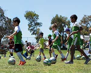 Kid's Soccer Training - Two Sessions for One Child (50+ locations across Western Australia)