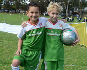 Kid's Soccer Training - Two Sessions for One Child (20+ venues across VIC)