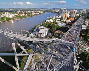 Story Bridge Adventure Climb, Daytime Climb - For 2