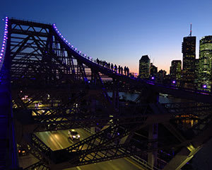 Story Bridge Adventure Climb, Twilight Climb - Brisbane INCLUDES PHOTO - for 2