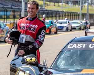Adrenaline V8 Hot Laps Driver Audition - Sandown Raceway, Melbourne