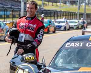 Adrenaline V8 Hot Laps Driver Audition - Sandown Raceway, Melbourne
