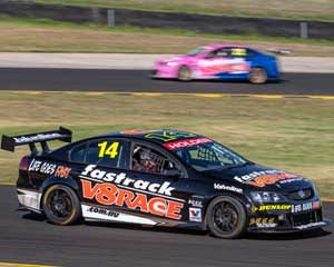 Adrenaline V8 Hot Laps Driver Audition - Barbagallo, Perth