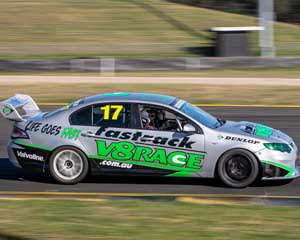 Adrenaline V8 Hot Laps Driver Audition - The Bend, Tailem Bend