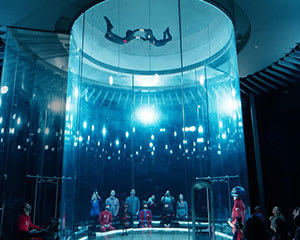 iFLY Indoor Skydiving With Virtual Reality, 3 Weekend Flights - Melbourne