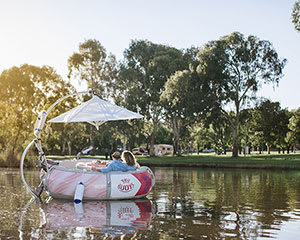 2 Hour BBQ Boat Rental, Up to 10 People - Adelaide