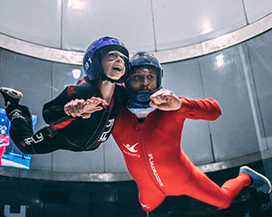 iFLY Melbourne Indoor Skydiving - 4 Flights - Weekend