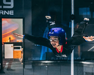 iFLY Melbourne Indoor Skydiving - 4 Flights - Midweek