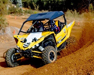 Yamaha YXZ Race Buggy, 8 Lap Drive and 1 Hot Lap - Colo Heights, Sydney - BONUS LAPS