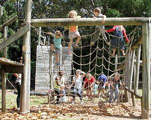 Ninja Stunt Kids, 4 week course - Gold Coast