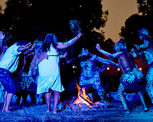 Welcome to Country Aboriginal Experience with morning tea
