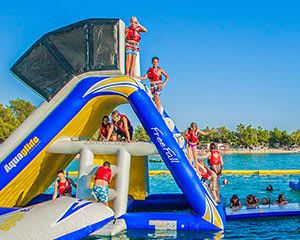 Gold Coast Aqua Park Entry - Southport
