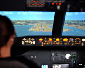 Airliner Simulator Experience, 60 Minutes - Sydney - LAST MINUTE SPECIAL