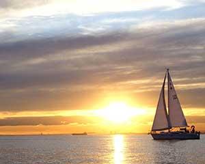 Sunset Cruise with Champagne & Cheese Platter - Mornington Peninsula