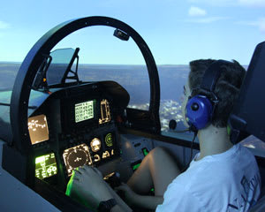 F/A-18 Jet Fighter Simulator, 60 Minutes - Sydney - LAST MINUTE