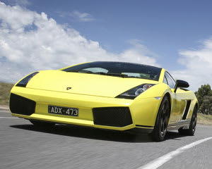 Lamborghini Joy Ride Melbourne - 15 Minutes