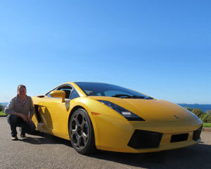 Lamborghini Joy Ride Yarra Valley - 15 minutes