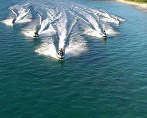 Jet Ski Tours on the Hawkesbury River, 45 Minutes