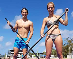 Private Stand Up Paddle Board Tour - Noosa River - For 2