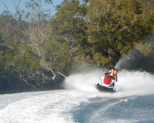 Jet Ski Adventure, 3.5 Hours - Sunshine Coast - For 2