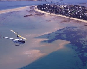 Scenic Helicopter Flight, 20 minutes - Phillip Island - For 2