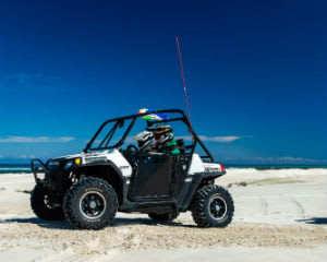 Quad Bike Tour and Sandboarding For 2 - Lancelin