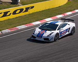 Drive a Lamborghini Race Car, 10 Laps - Symmons Plains Raceway