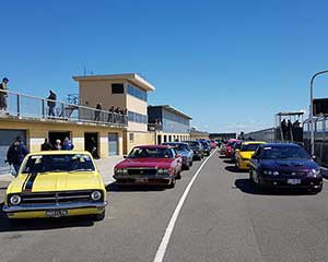 Drive Your Car On The Race Track - Symmons Plains Raceway