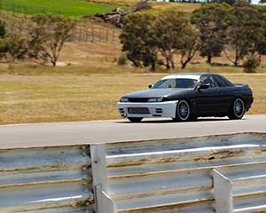 Drive Your Car On The Race Track - Baskerville Raceway