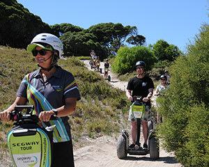 Rottnest Island Segway Tour, 1 Hour - Fremantle - For 2