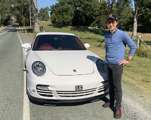 Porsche Passenger Ride, 30 Minutes Plus Photo - Gold Coast