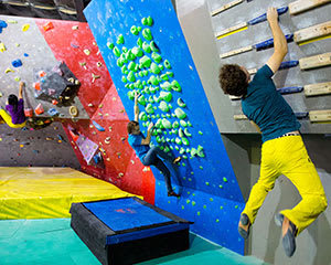 Indoor Climbing Gym Pass - Villawood, Sydney