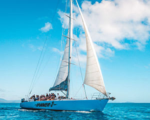 Whitsundays Prosail Hammer Sailing Adventure, 2 Days 1 Night - Half Double Bed