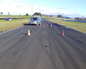 Defensive Driving, Full Day Course - Symmons Plains