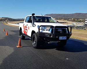 Defensive Driving, Full Day Course - Baskerville Raceway