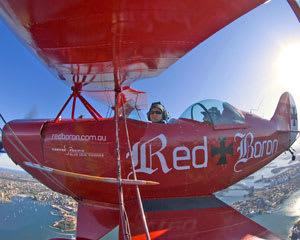Scenic Flight, 60 Minute Open Cockpit Airplane Tour - Sydney Harbour