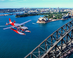 Scenic Seaplane Flight with Champagne - Sydney - For 2