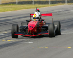 Formula 3 Hot Laps - International Circuit - The Bend Motorsport Park
