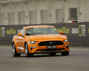 Formula Toyota and V8 Mustang, 6 Hot Laps - The Bend Motorsport Park, Adelaide