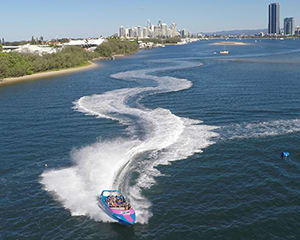 V8 Jet Boat and Jetski Safari Combo - Gold Coast - For 2