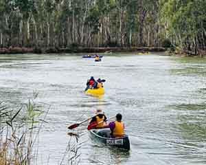 Goulburn River Kayak and Camping Trip, 2 Days - Wyuna