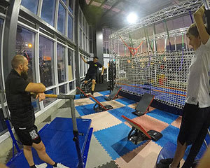 Australian Ninja Obstacle Course, 3 Session Pass - Melbourne