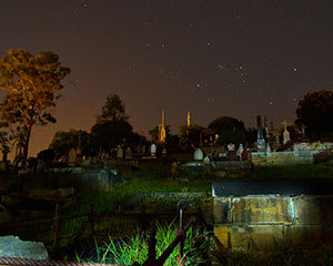 Toowong Cemetery Ghost Tour, 2 Hours - Brisbane